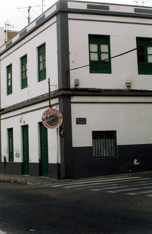 Antigua carnicería de Chacón X