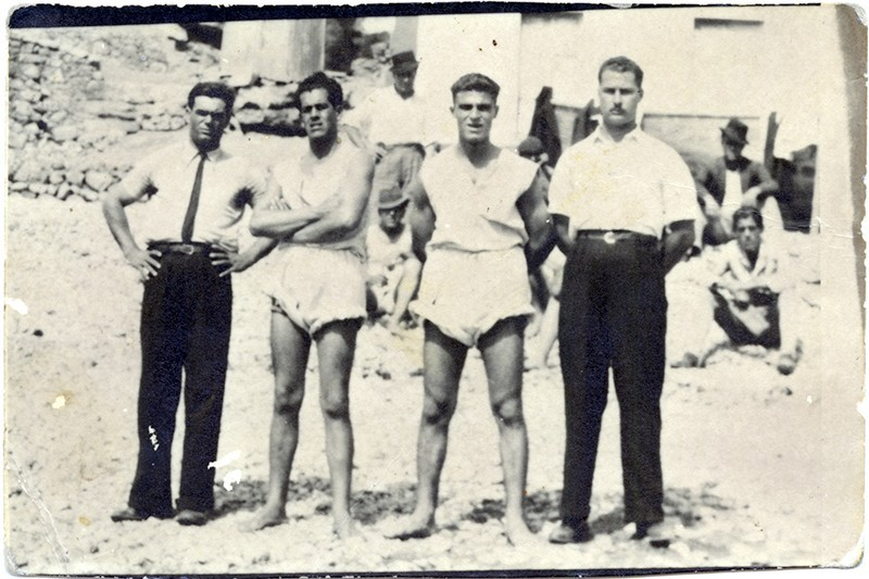 Luchadores de Lanzarote
