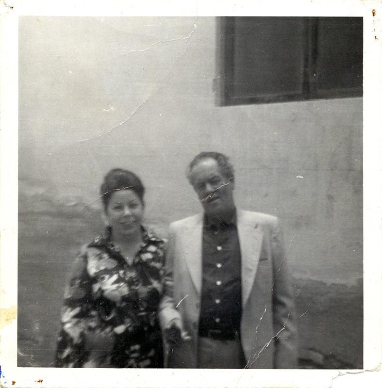 Magdalena y Tomás