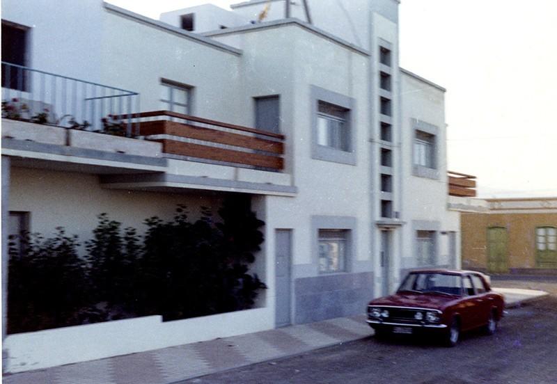 Vivienda de la calle Valls de la Torre de Arrecife I