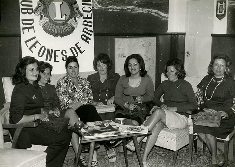 Mujeres del Club de Leones