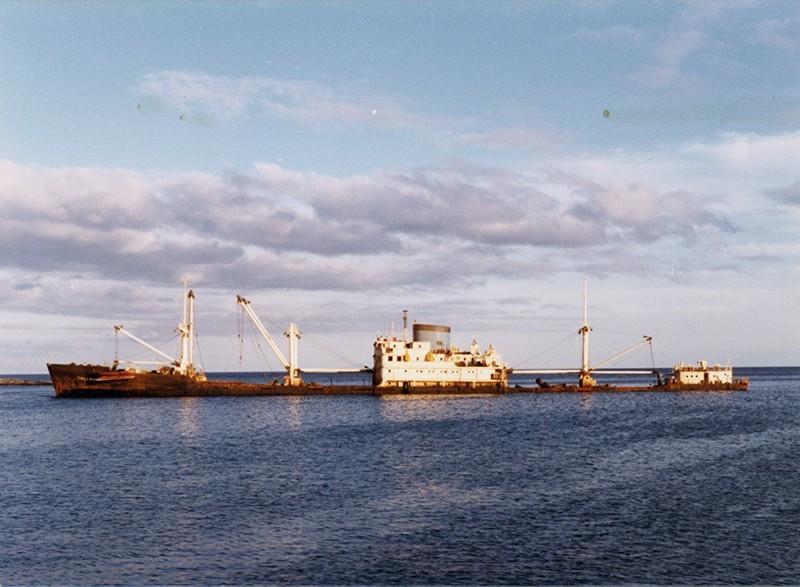 Barco Telamón II