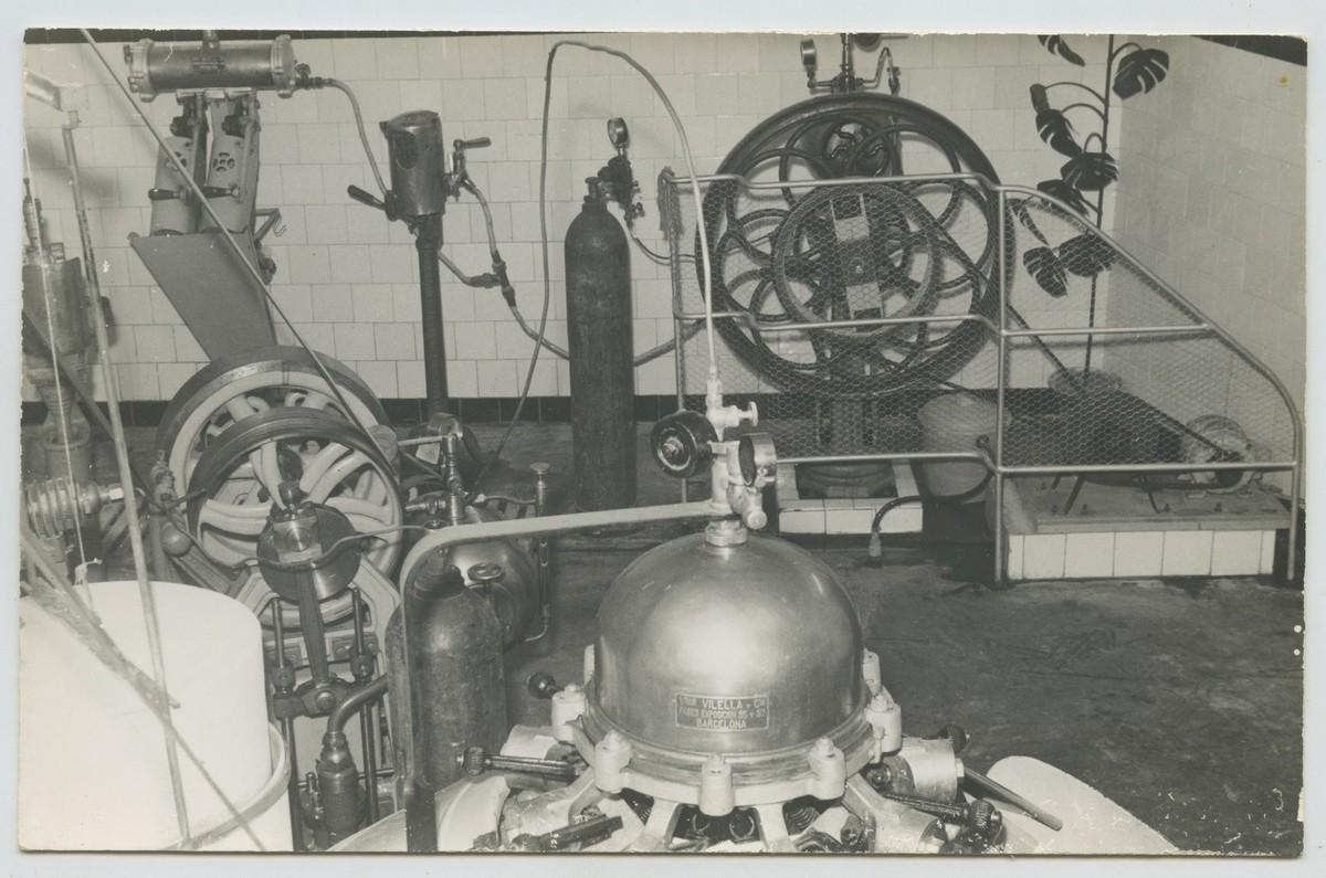 Antigua fábrica de sifones VI