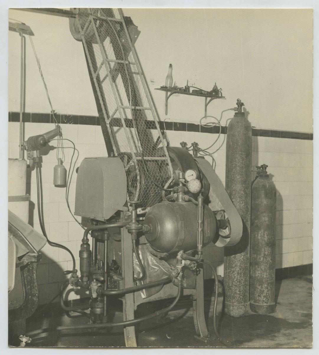 Antigua fábrica de sifones VII