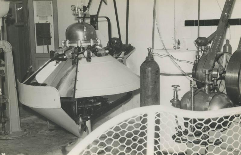 Antigua fábrica de sifones IX