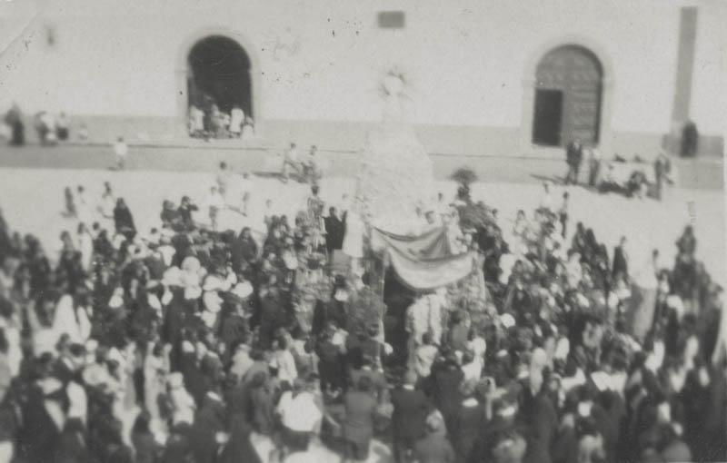 Procesión del Corpus Christi en la Iglesia de San Ginés I