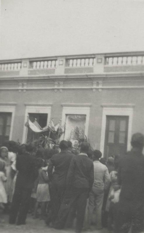 Procesión del Corpus Christi en la Iglesia de San Ginés VI