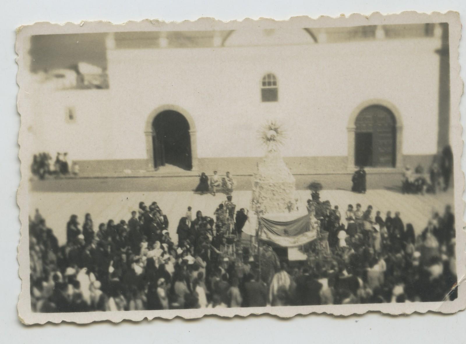 Procesión del Corpus Christi en la Iglesia de San Ginés VIII