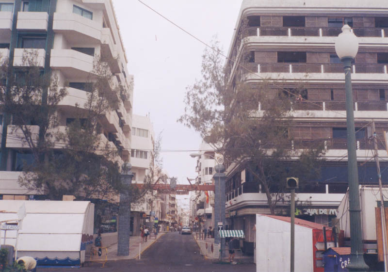 Calle Real de Arrecife