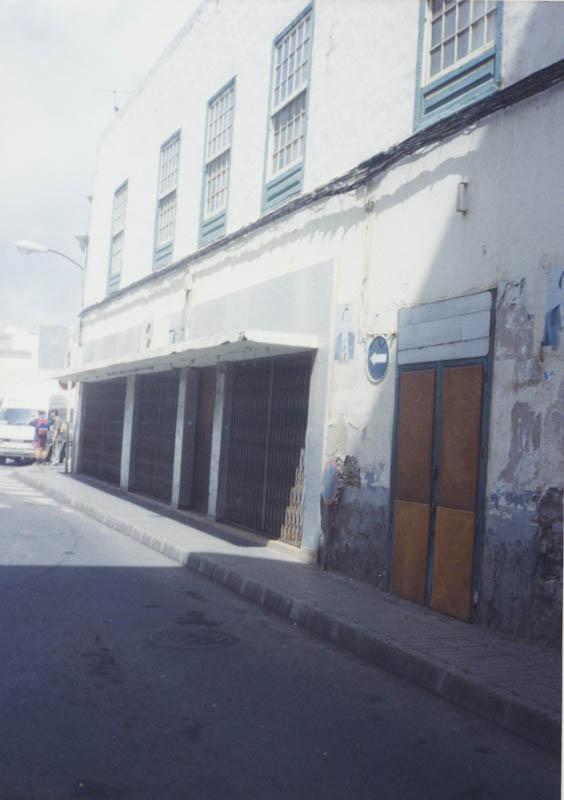 Vivienda de la familia Hernández Cabrera X