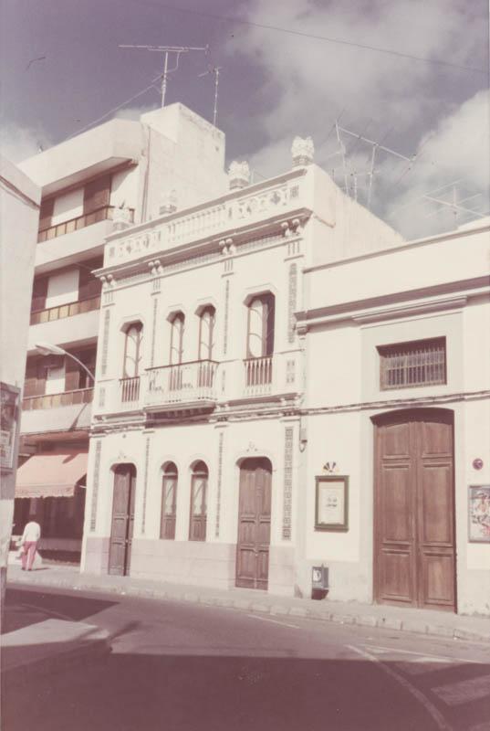 Casa Chica de don Fermín Rodríguez