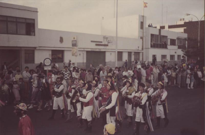 Coso carnaval de Arrecife I