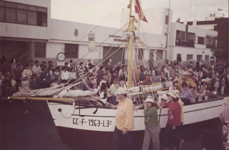 Coso carnaval de Arrecife V