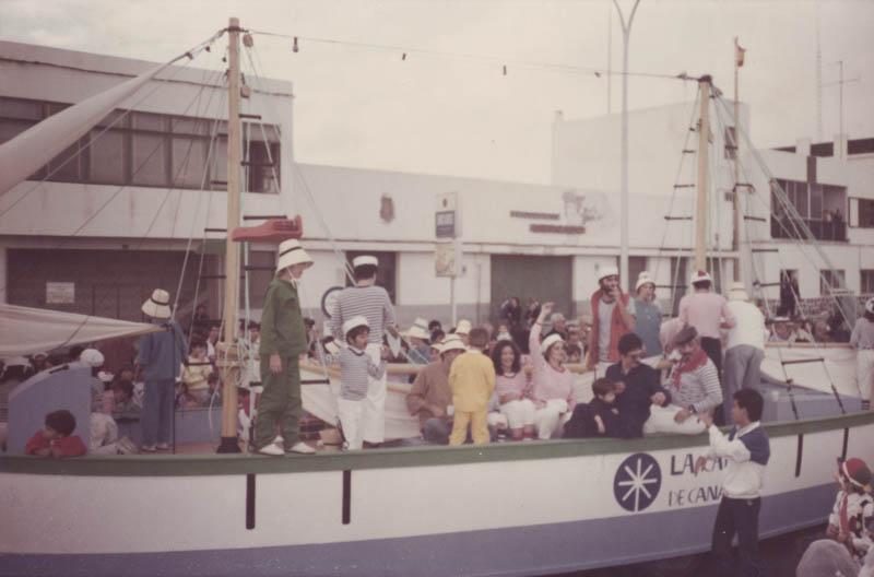 Coso carnaval de Arrecife VI