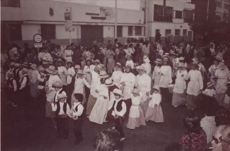 Coso carnaval de Arrecife VII