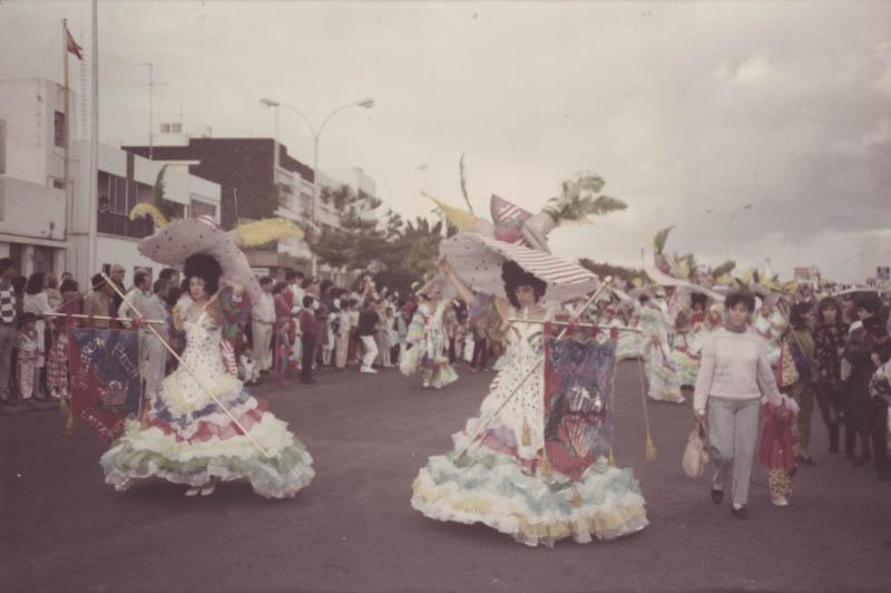 Coso carnaval de Arrecife VIII