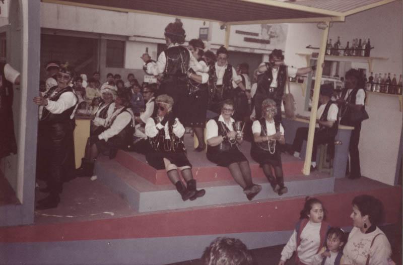 Coso carnaval de Arrecife IX
