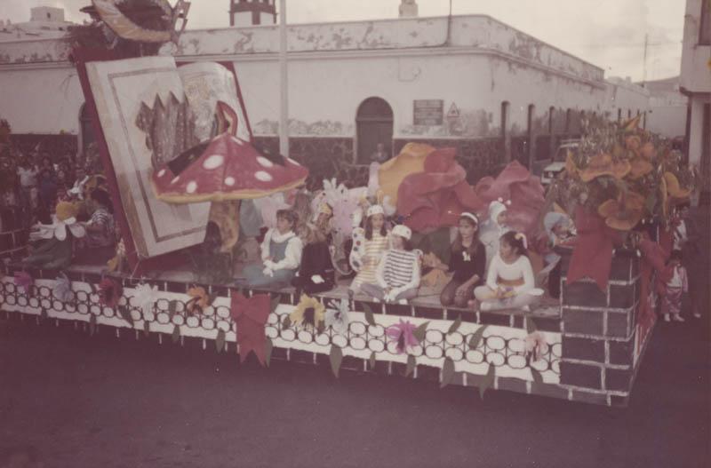 Coso carnaval de Arrecife XII