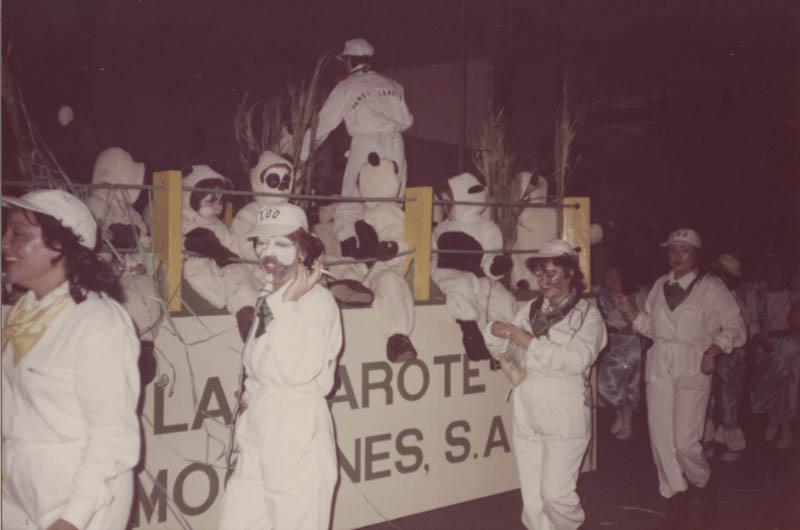 Coso carnaval de Arrecife XV