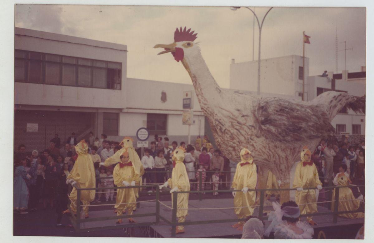 Coso carnaval de Arrecife XVI