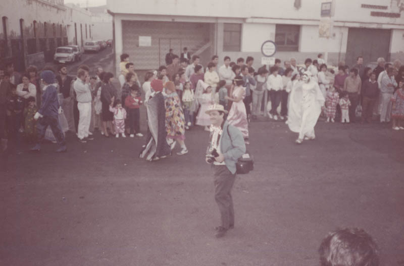 Coso carnaval de Arrecife XVII
