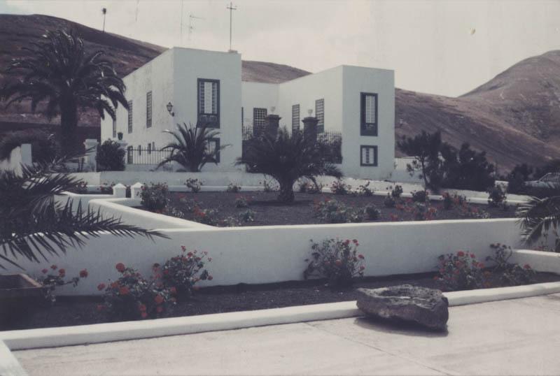Casa de Ruperto Vieyra en Yaiza