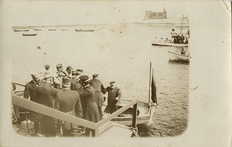 Visita de Alfonso XIII a Arrecife XV