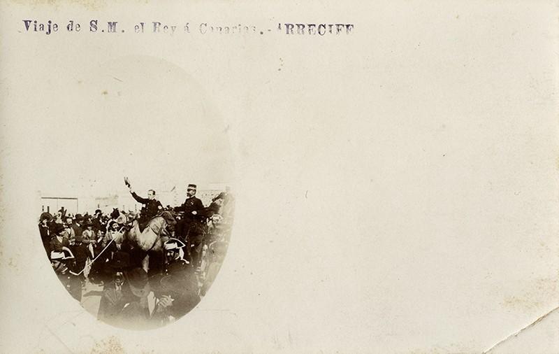 Visita de Alfonso XIII a Arrecife XVII