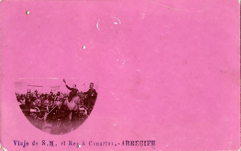 Visita de Alfonso XIII a Arrecife XVIII