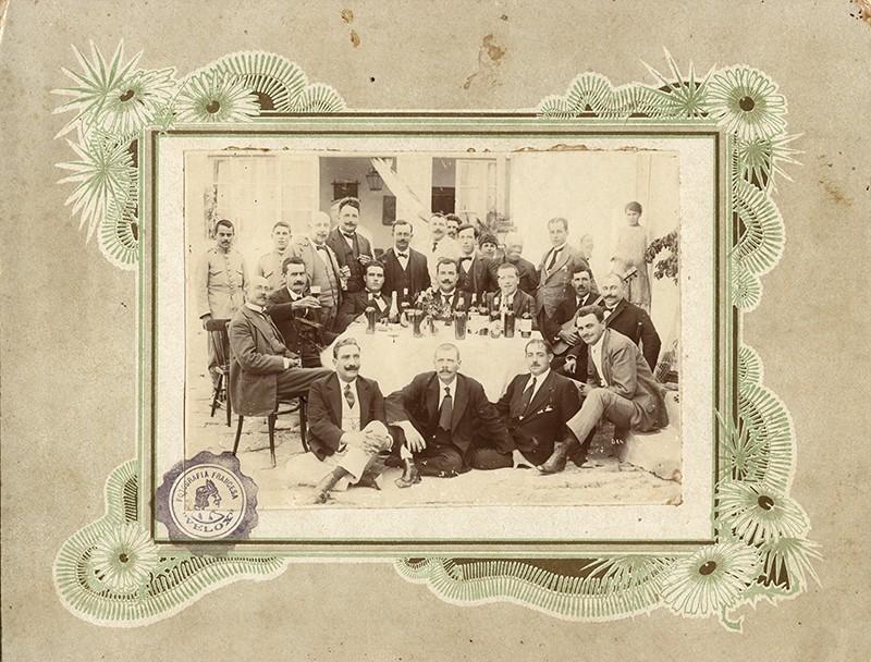 Amigos ilustres de Lanzarote
