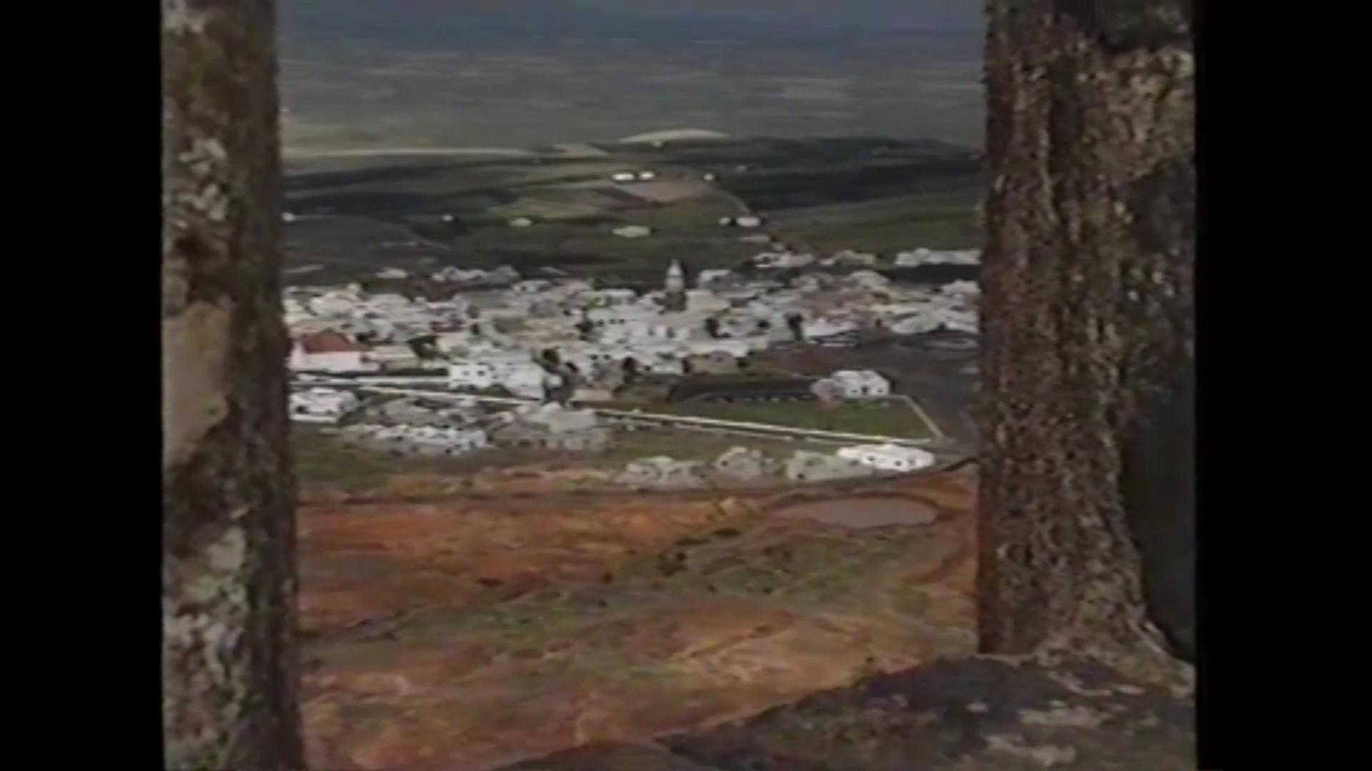 Teguise en 'Isla de los volcanes' (1990)