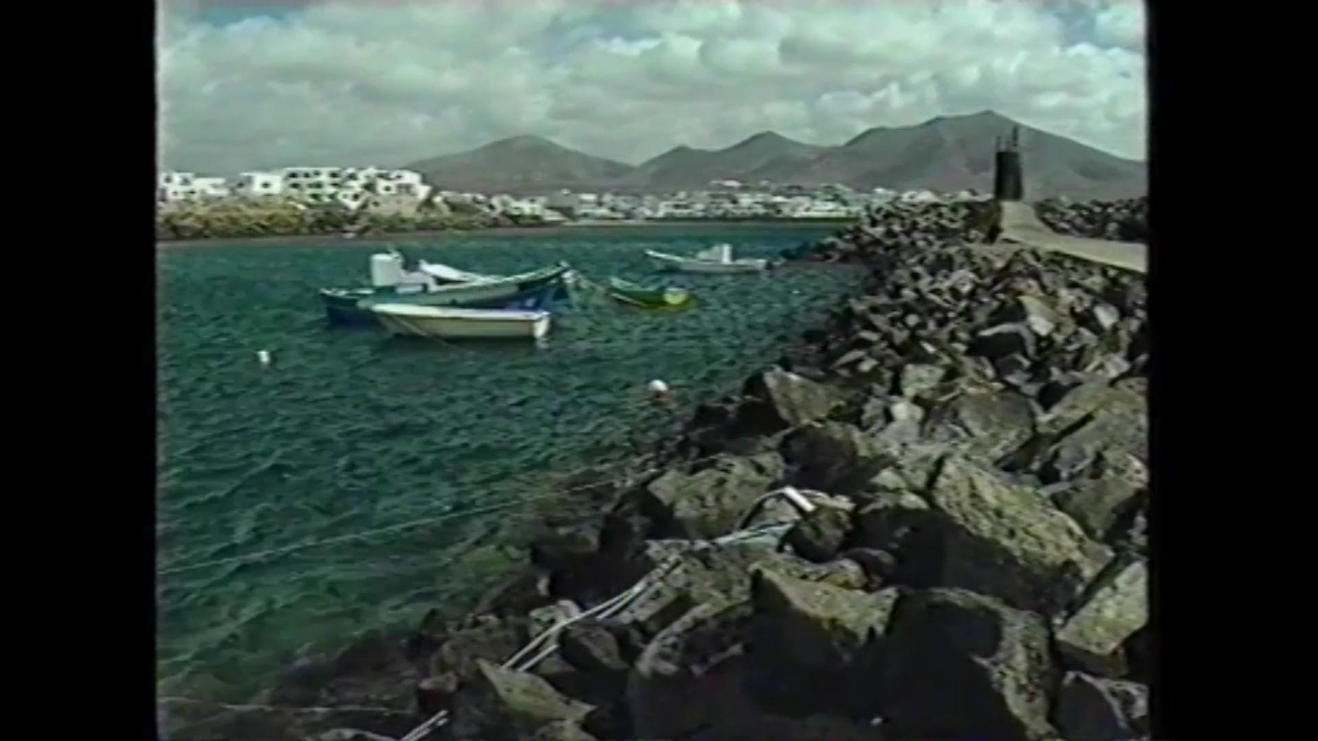 Ciudades turísticas de Lanzarote (1990)