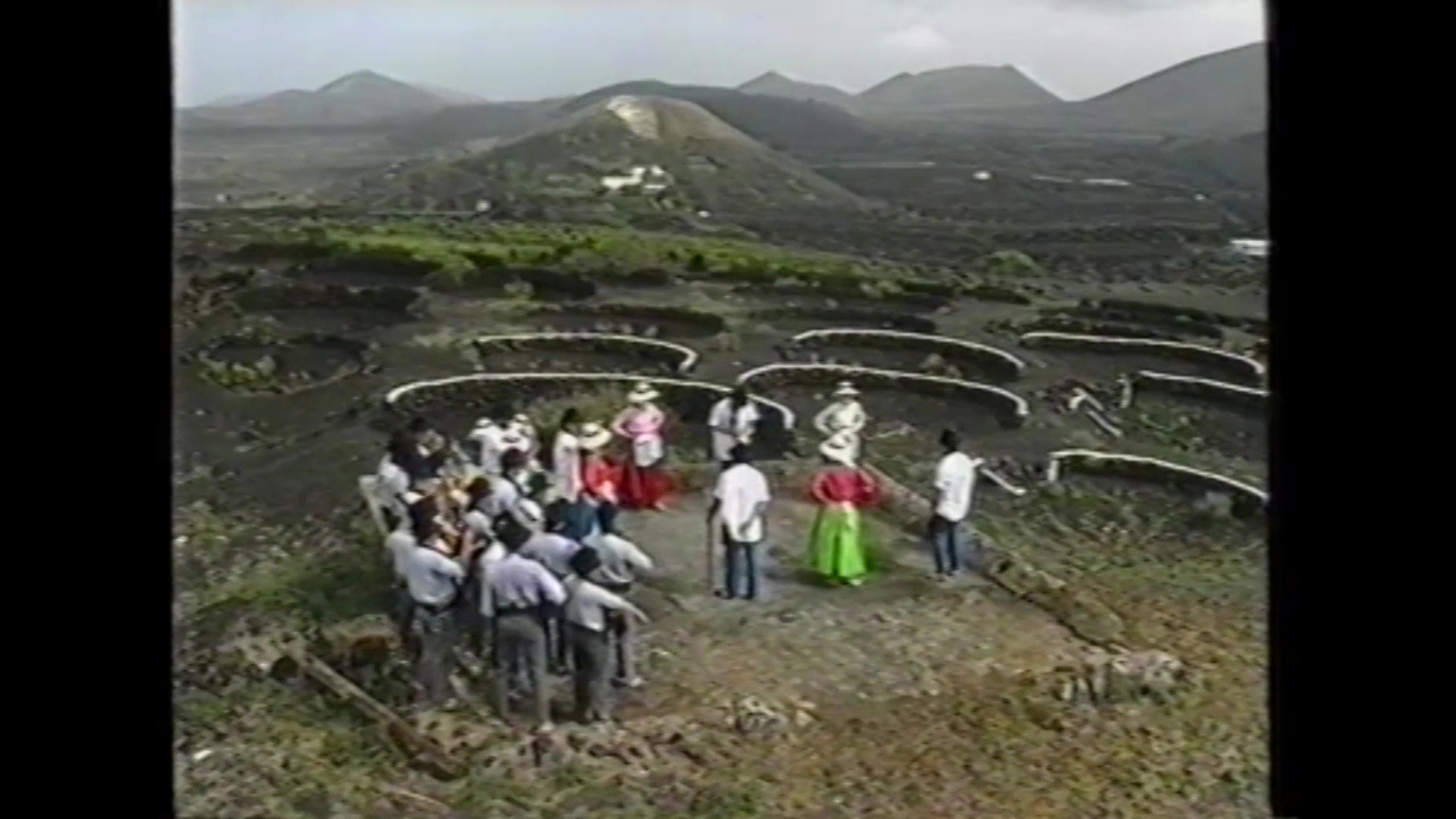 Grupo Los Campesinos de Lanzarote (1990)