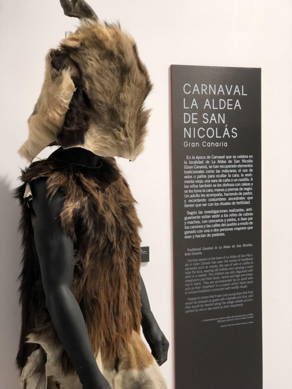 El Carnaval de la Aldea de San Nicolás