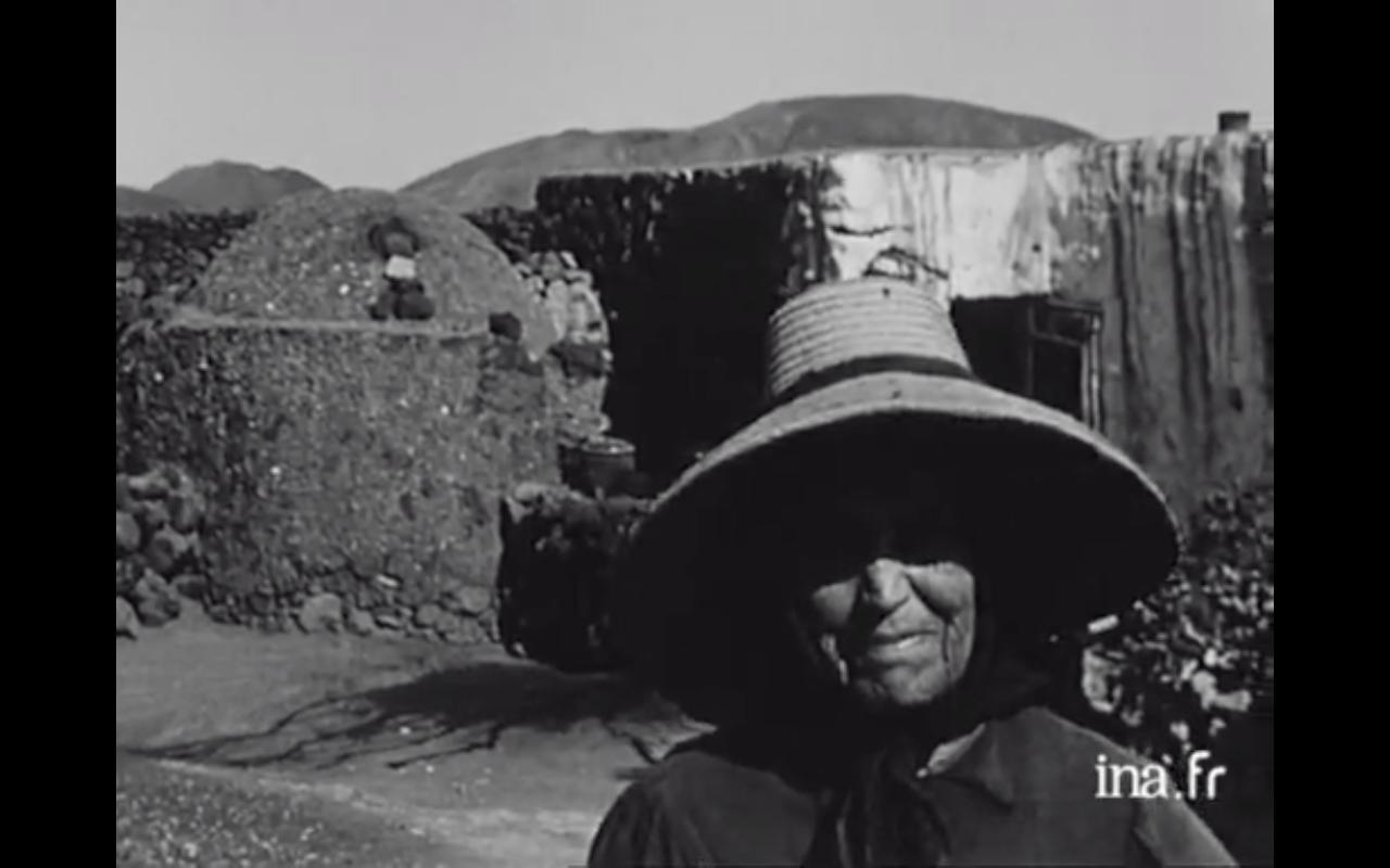 Lanzarote en 'Les îles Canaries' (1959)