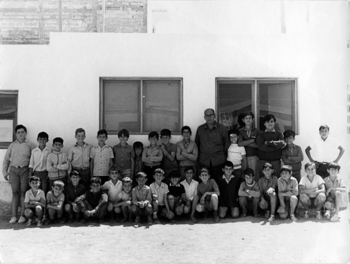 Escuela Generalísimo Franco II