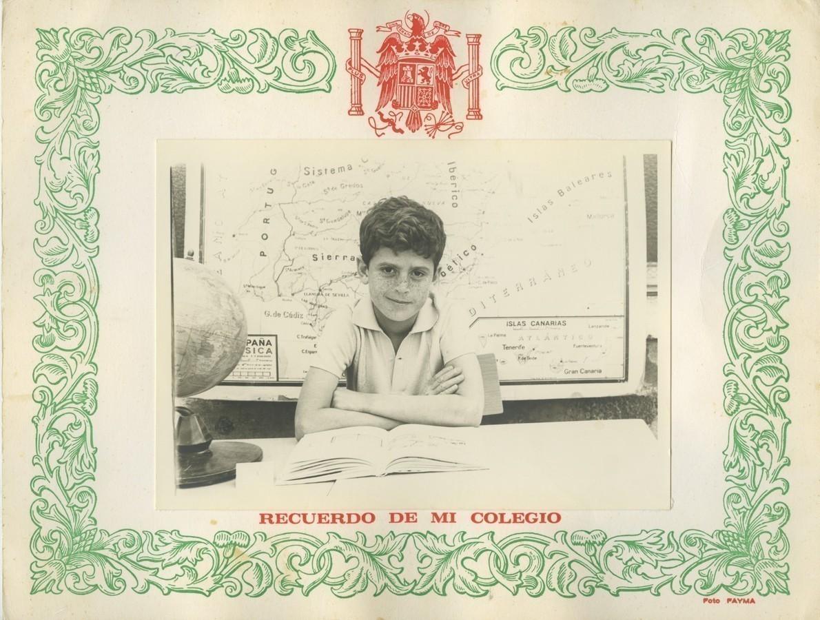 Alumno Joaquín Caraballo
