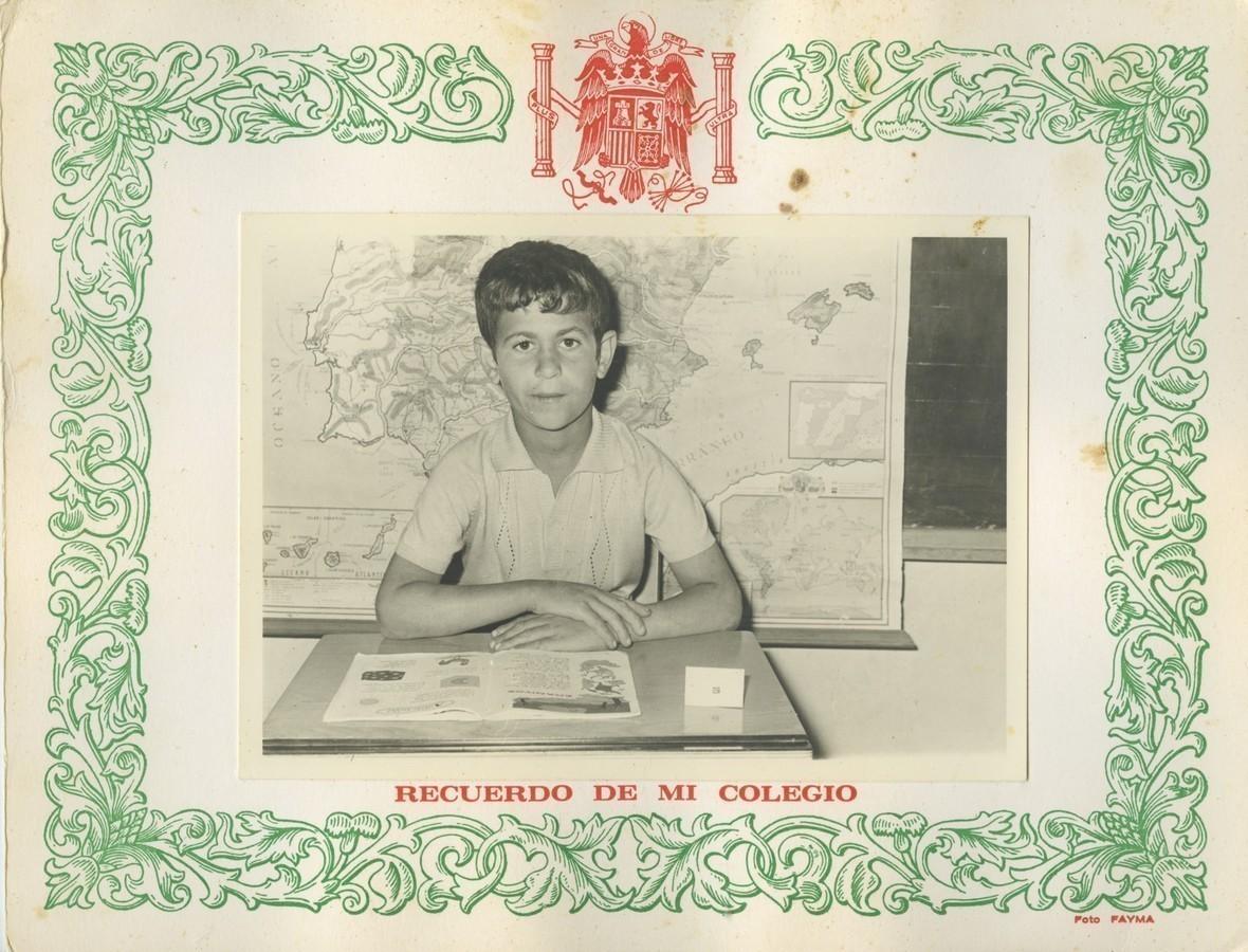 Alumno Bernabé Caraballo