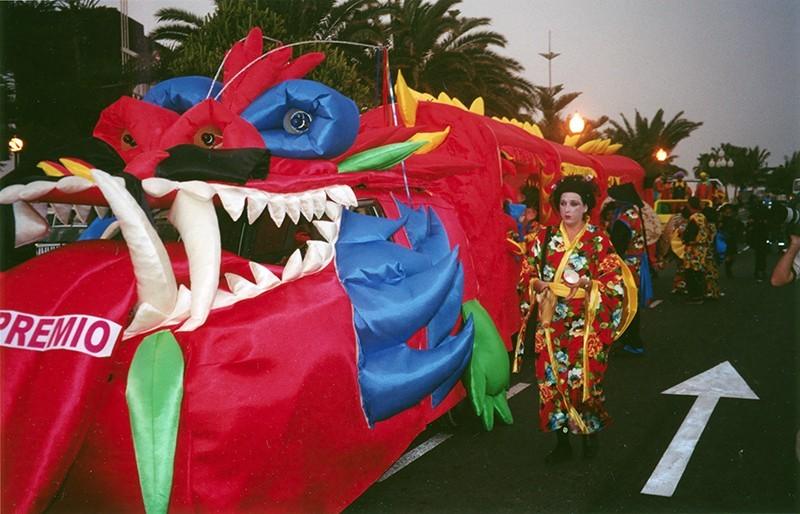 Carroza de carnaval