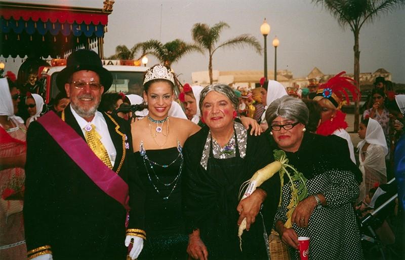 Campesina carnavalera IX