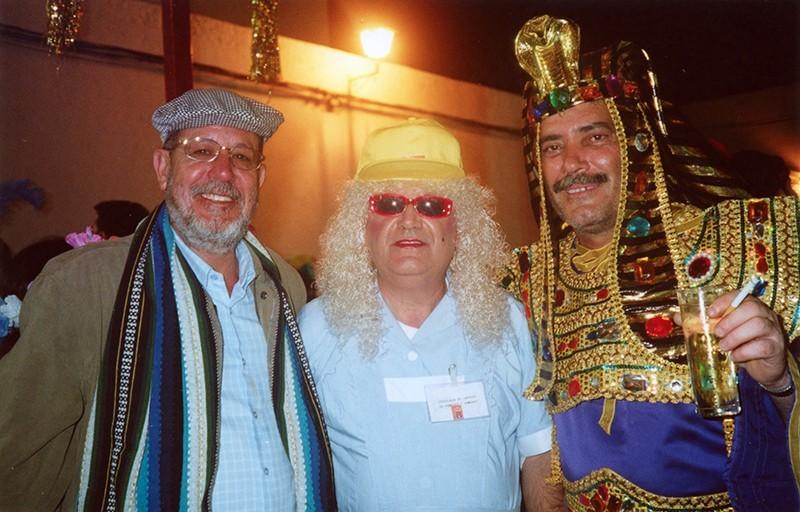 Amigos de carnaval