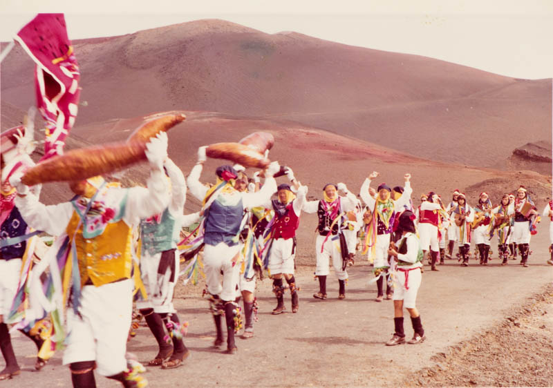 Los Buches en las Montañas del Fuego