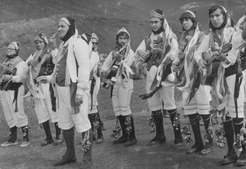 Los Buches en las Montañas del Fuego I