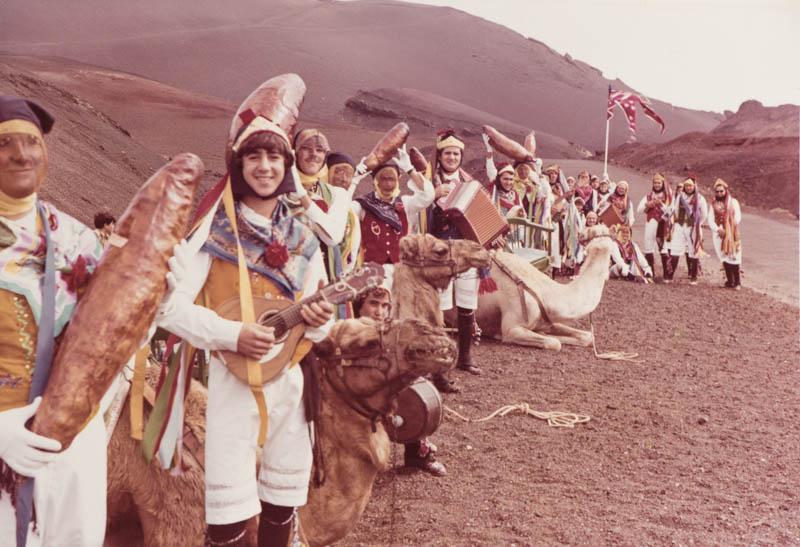 Los Buches en las Montañas del Fuego II