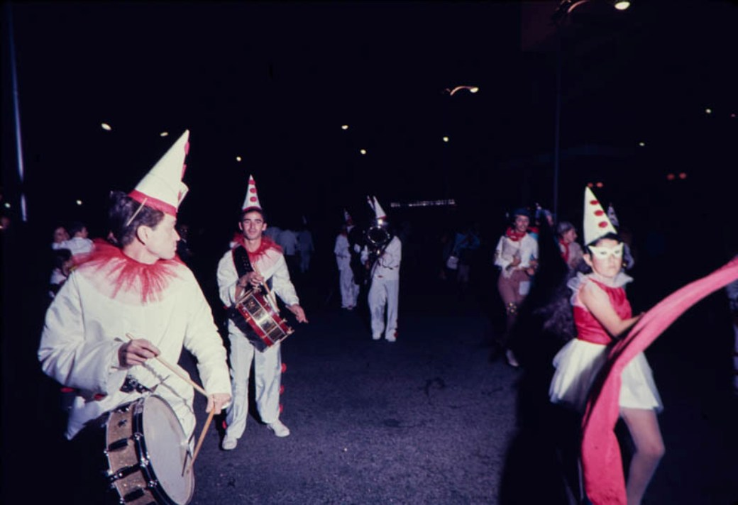 Coso del carnaval 1972 II