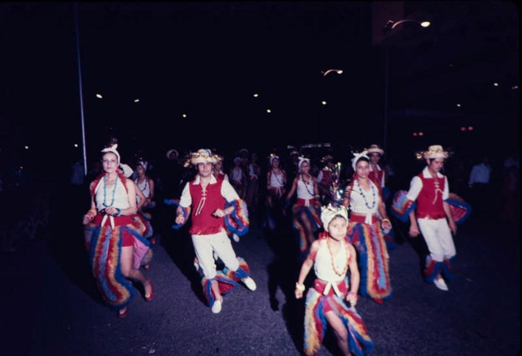 Coso del carnaval 1972 III