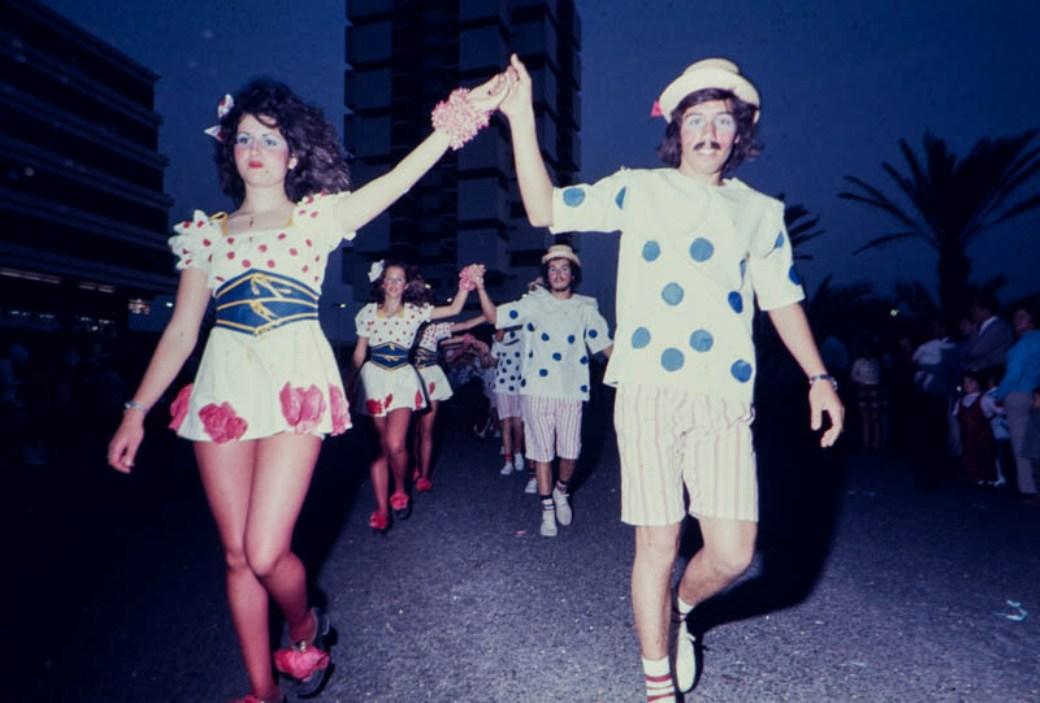 Coso del carnaval 1972 V