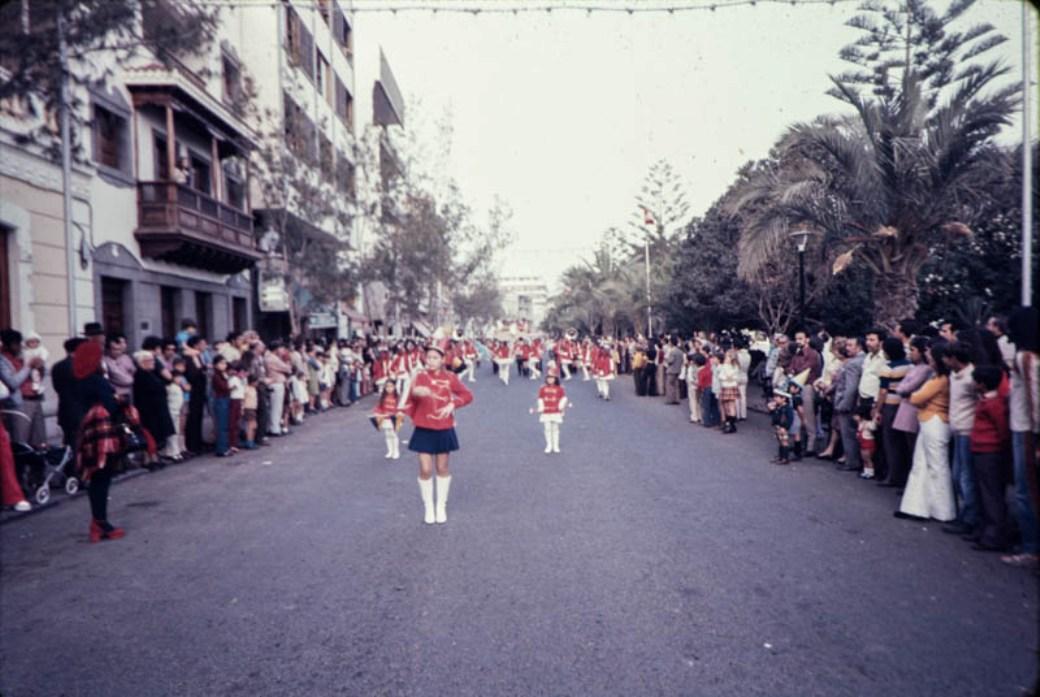 Coso del carnaval 1972 VII