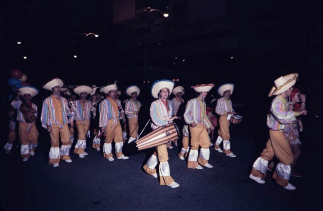 Coso del carnaval 1972 IX
