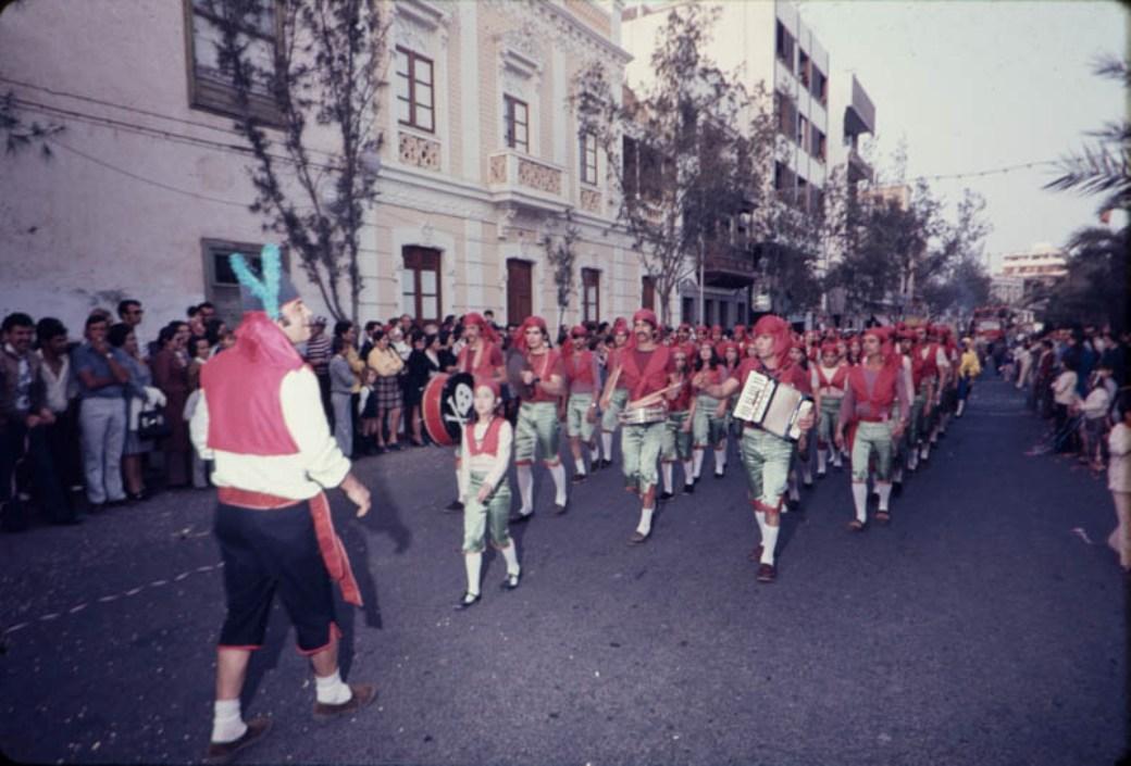 Coso del carnaval 1972 XI